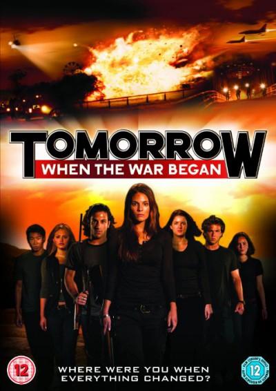 tomorrow when the war began film