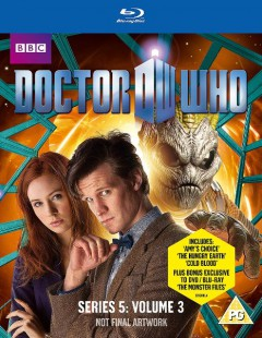Dr. Who - New Series 5 Vol.3