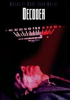 Movie - Decoder  Dvd+Cd
