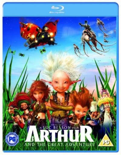 Movie - Arthur & The Great..