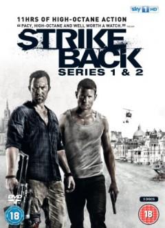 Tv Series - Strike Back I & Ii