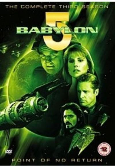 Tv Series - Babylon 5  Series 3