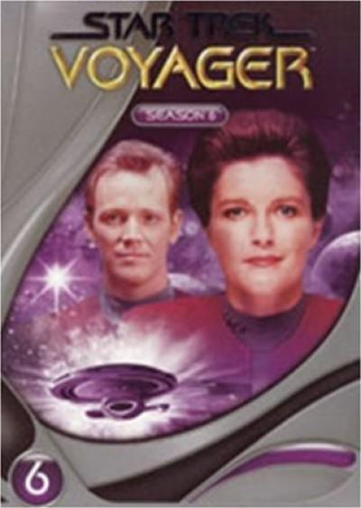 Tv Series - Star Trek Voyager 6  7 Dvd