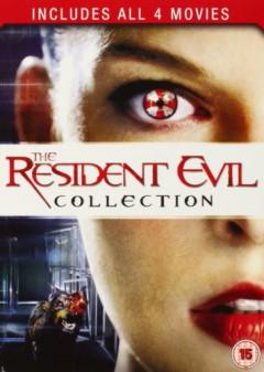 Movie - Resident Evil 1 4 Boxset