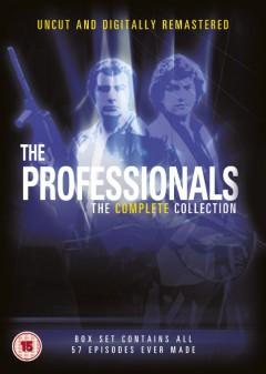Tv Series - Professionals Season 1 4