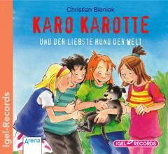 Audiobook - Karo Karotte & Der Liebst