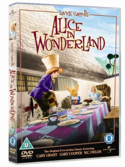 Movie - Alice In Wonderland(1933)