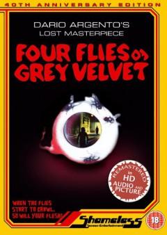 Movie - Four Flies On Grey Velvet