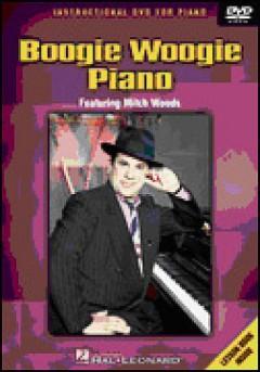 Instructional - Mitch Woods   Boogie