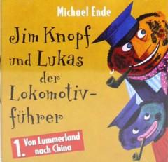 Audiobook - Jim Knopf & Lukas 1