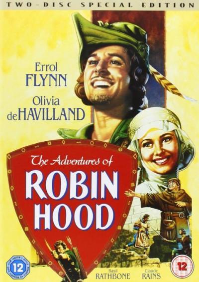 Movie - Robin Hood (1938)  Spec
