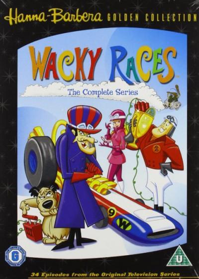 Animation - Wacky Races: Vol.1 3