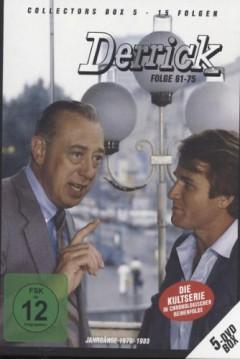 Tv Series - Derrick Vol.5