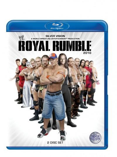 Sports - Wwe   Royal Rumble 2010