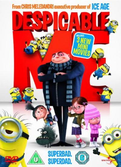 Animation - Despicable Me