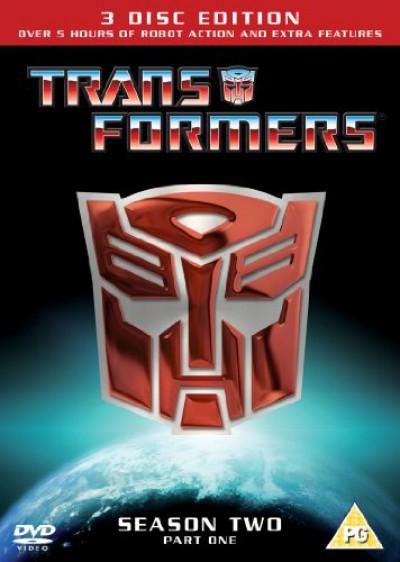 Animation - Transformers   Season 2.1