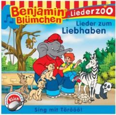 Benjamin Bluemchen - Liederzoo: Lieder Z.Liebh