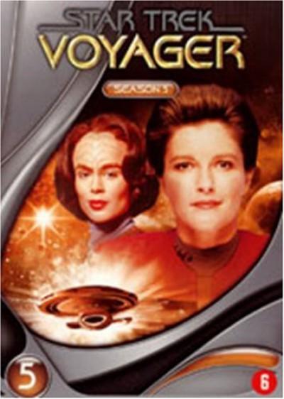 Tv Series - Star Trek Voyager 5  7 Dvd