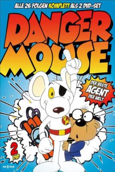 Animation - Danger Mouse  Komplett