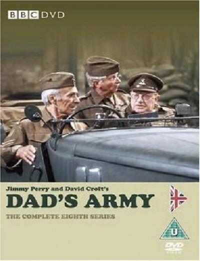 Tv Series - Dad's Army  Series 8