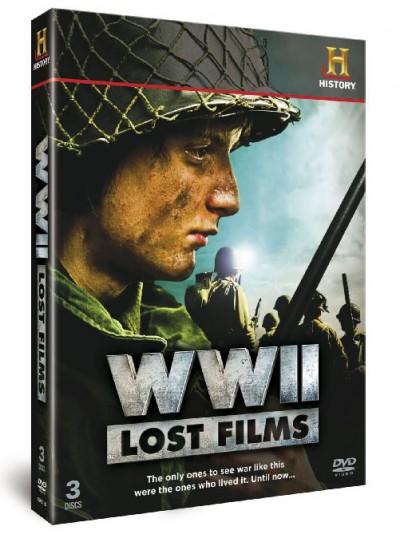 Documentary - Wwii: Lost Films