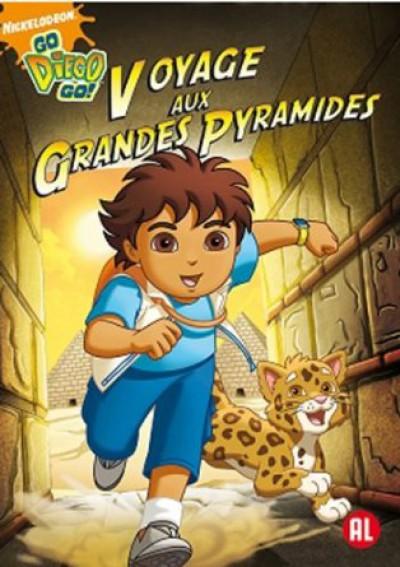 Animation - Diego: Voyages Aux Gran