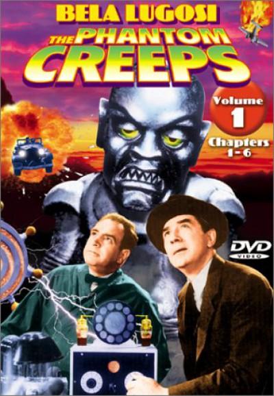 Movie - Phantom Creeps Vol.1
