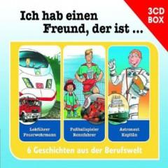 Audiobook - Berufeserie Vol.1