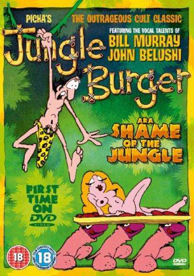 Animation - Jungle Burger (Shame Of..