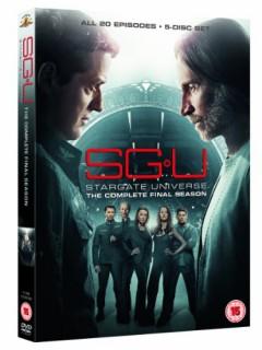 Tv Series - Stargate Universe   S.2