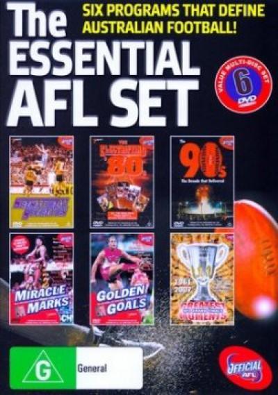 Sport - Essential Afl Set