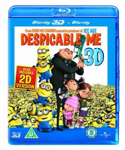 Animation - Despicable Me  3 D