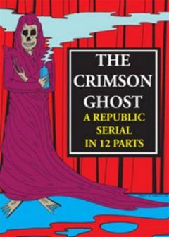 Movie - Crimson Ghost
