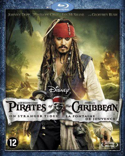 Movie - Pirates Of The Carib.4