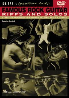 Kolb, Tom - Famous Rock Guitar Riffs