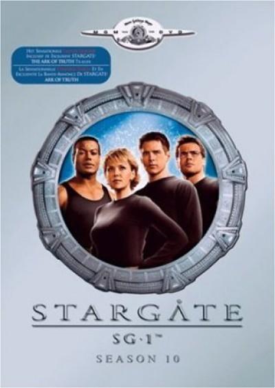 Tv Series - Stargate Sg 1  S.10
