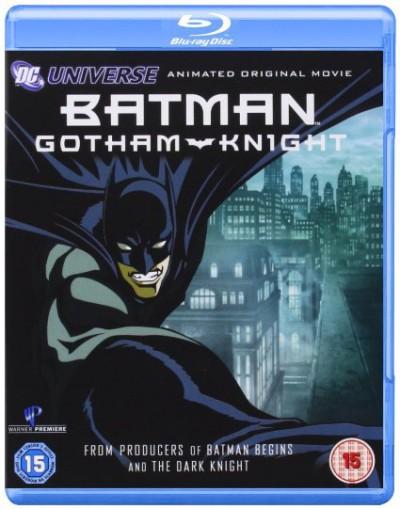 Animation - Batman: Gotham Knight