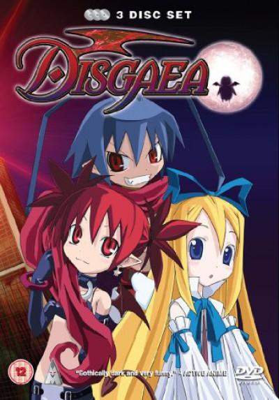 Anime - Disgaea Collection