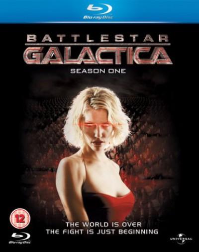 Tv Series - Battlestar Galactica..S.1