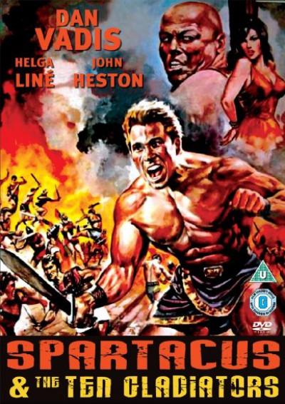 Movie - Spartacus & The Ten..