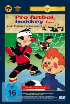 Animation - Pro Futbol, Hokkey I...