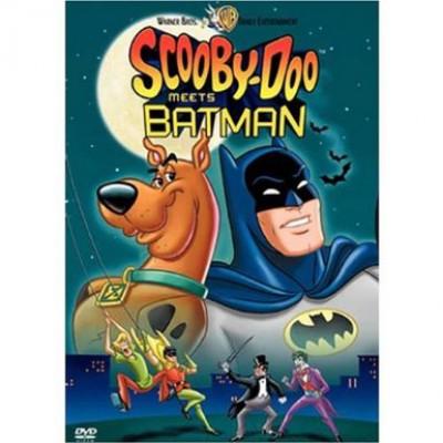 Animation - Scooby Doo Meets Batman