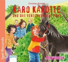 Audiobook - Karo Karotte & Das Versch