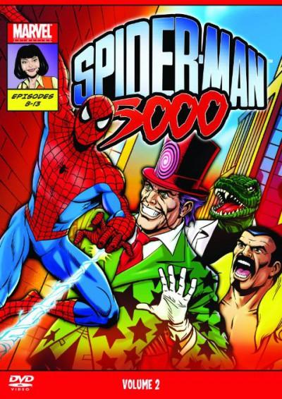 Animation - Spider Man 5000 Volume 2