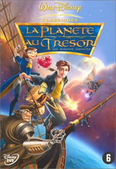 Animation - La Planete Au Tresor