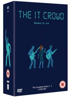 Tv Series - It Crowd   Series 1 4