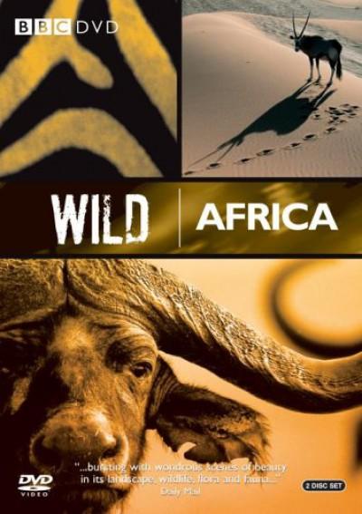 Documentary - Wild Africa =2 Dvd's=