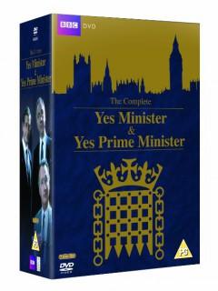 Tv Series - Complete Minister Boxset