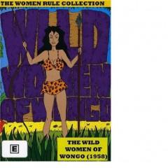 Movie - Wild Woman Of Wongo