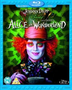 Movie - Alice In Wonderland  3 D